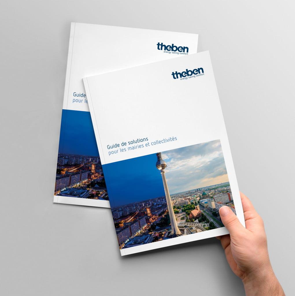 création catalogue - couverture