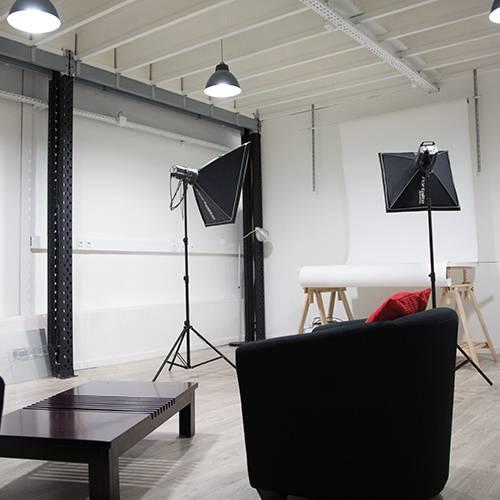 agence de communication • Studio photo