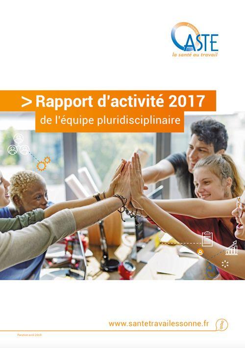 communication globale rapport d'activité