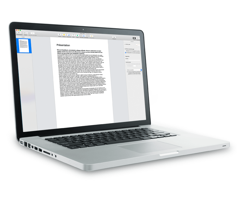 rédaction - création catalogue