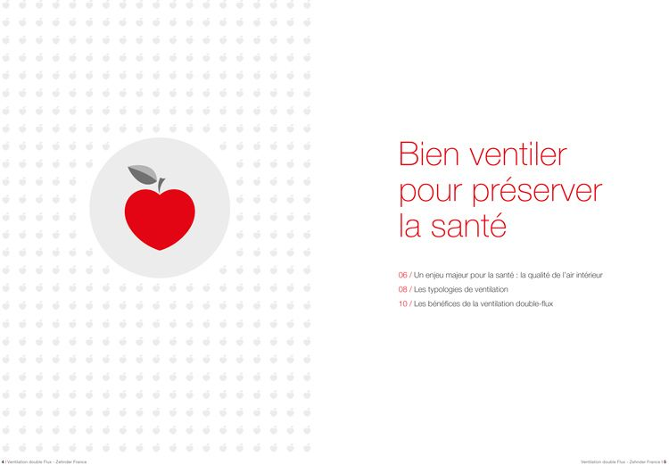 brochure page intérieure